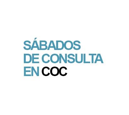 SÁBADOS DE CONSULTA EN COC