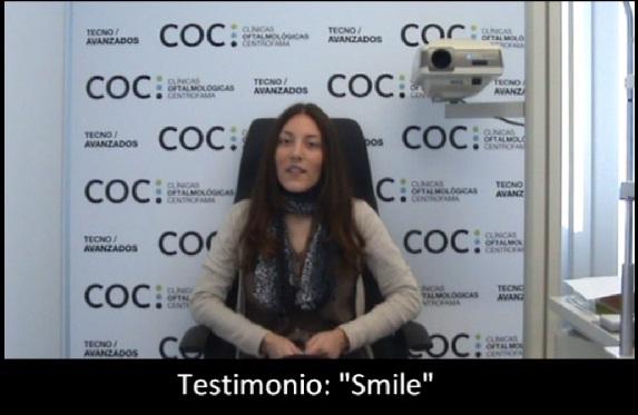 """MI EXPERIENCIA CON """"SMILE"""""""